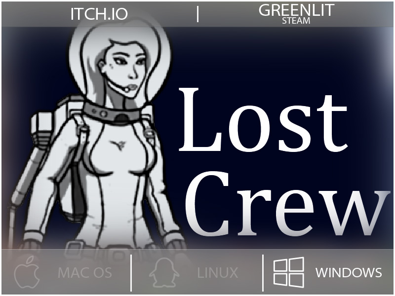 Lost Crew: Terminal by Gamecosm at LazyGuysBundle