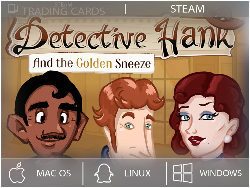 Detective Hank and the Golden Sneeze by Obsessive Science Games at LazyGuysBundle