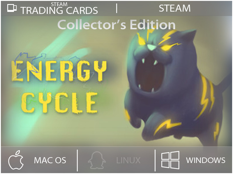 Energy Cycle Collector's Edition by Sometimes You at LazyGuysBundle