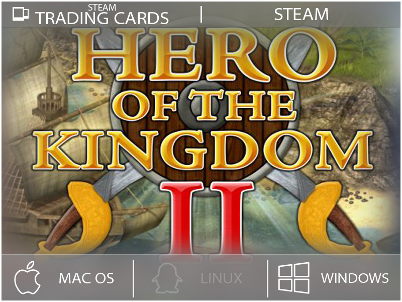 Hero of the Kingdom II by Lonely Troops at LazyGuysBundle
